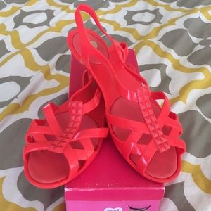 Shoes - Mel Maryland jelly sandals.